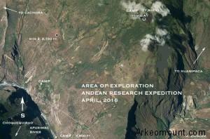 Immagine satellitare - di Gary Ziegler
