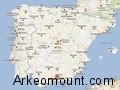Nerja, Malaga - immagine da Google Maps